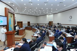 Presentation of the draft laws